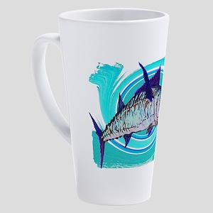 THE PURSUIT 17 oz Latte Mug