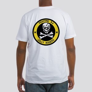 VF-84 Jolly Rogers Fitted T-Shirt