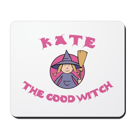 Kate the Good Witch Mousepad