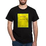 Note Card 2 Dark T-Shirt