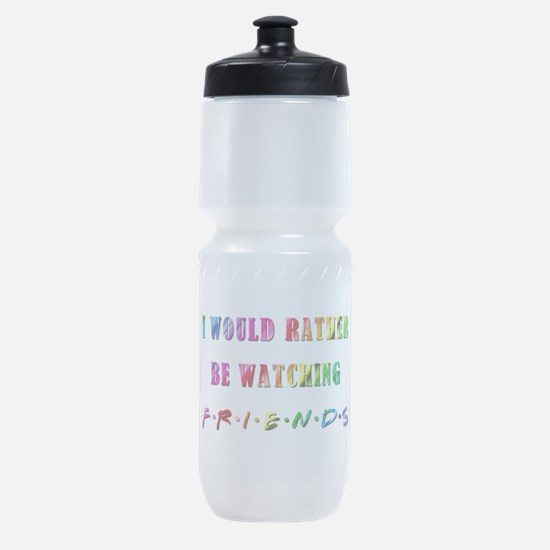 I WOULD RATHER... Sports Bottle