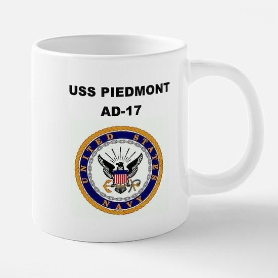 USS PIEDMONT Mugs