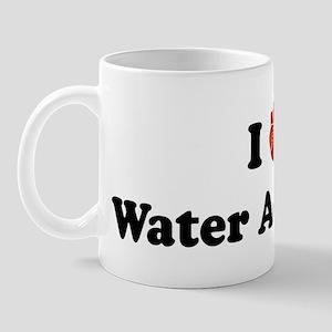 I (Heart) Water Aerobics Mug