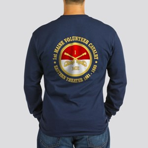 1st Maine Cavalry Long Sleeve T-Shirt