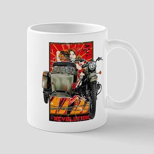 Gearup_poster1 Mugs