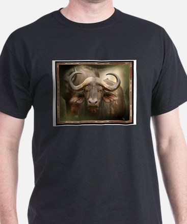 African Cape Buffalo.jpg T-Shirt