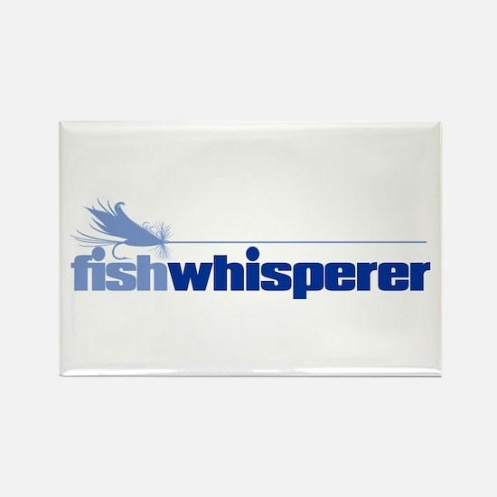 fishwhisperer 4 Magnets