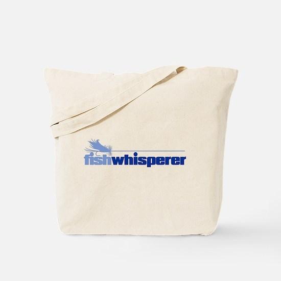 fishwhisperer 4 Tote Bag