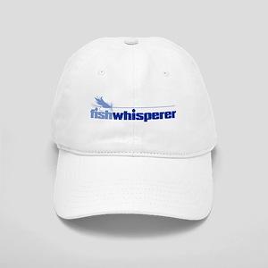 fishwhisperer 4 Baseball Cap