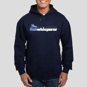 fishwhisperer 4 Hoodie