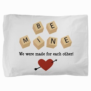 Made for Each Other Pillow Sham