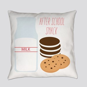 After School Snack Everyday Pillow