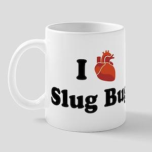 I (Heart) Slug Bug Mug