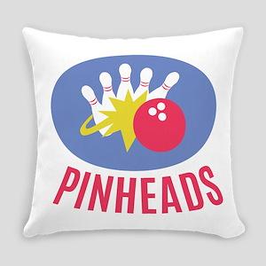 Pinheads Everyday Pillow