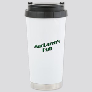 MacLaren's Pub Travel Mug