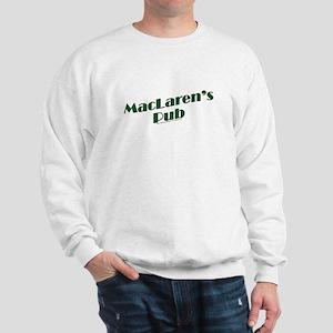 MacLaren's Pub Sweatshirt