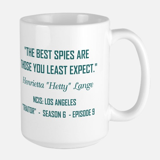 THE BEST SPIES... Mugs