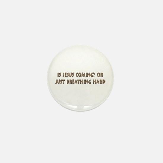 Anti-Religion Mini Button