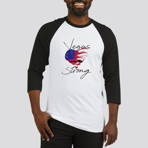 Vegas Strong for WHITE Shirts Baseball Jersey