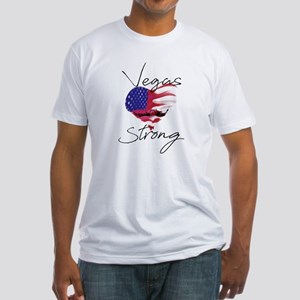 Vegas Strong for WHITE Shirts T-Shirt