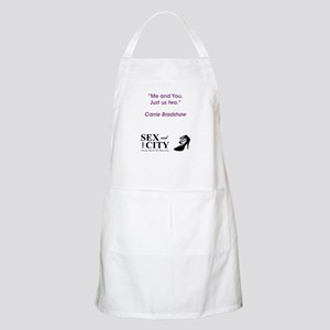 ME AND YOU... Apron