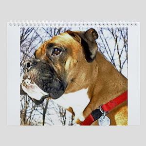 Jackson the Boxer Wall Calendar 1