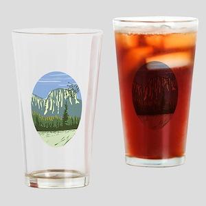 El Capitan Granite Monolith Oval WPA Drinking Glas
