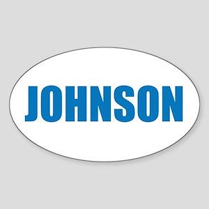 Johnson Sticker