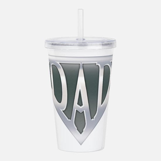 spr_dad_chrm.png Acrylic Double-wall Tumbler