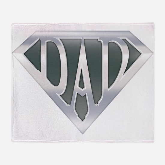 spr_dad_chrm.png Throw Blanket