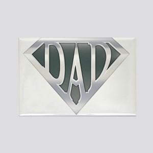 "Super Dad 2.25"" Magnet (10 pack) Magnets"