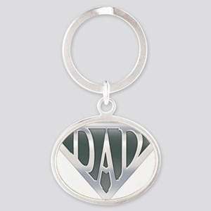 Super Dad Keychains