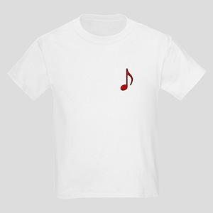 Musical RED Kids T-Shirt