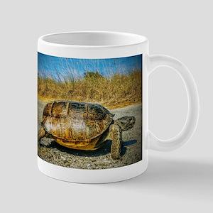 Fernandina Beach Turtle Mugs