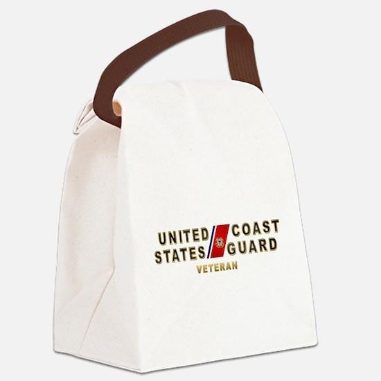 uscg_vetx.png Canvas Lunch Bag