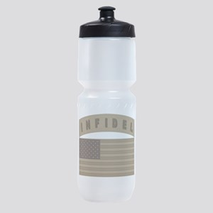 amer_infid Sports Bottle