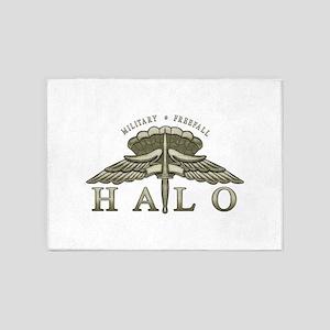 halo_1 5'x7'Area Rug