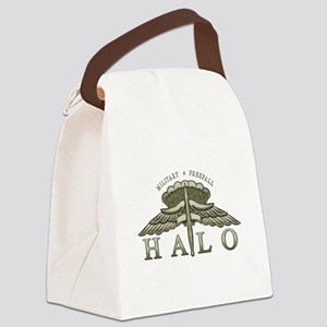 halo_1 Canvas Lunch Bag
