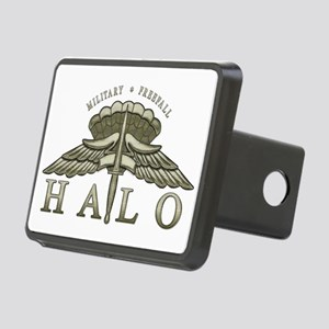 halo_1 Rectangular Hitch Cover