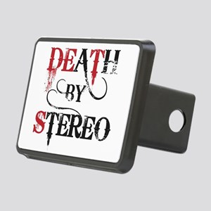 Death By Stereo 2 Rectangular Hitch Cover