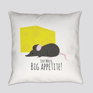 Big Appetite Everyday Pillow