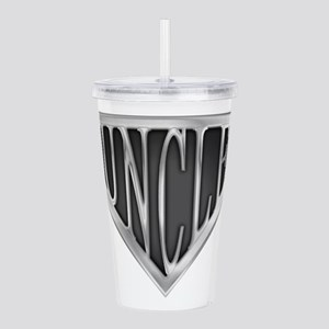 spr_uncle_chrm Acrylic Double-wall Tumbler