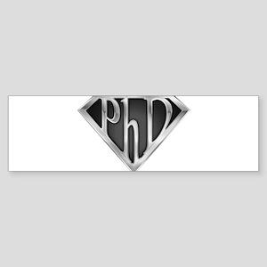 spr_phd2_chrm Bumper Sticker