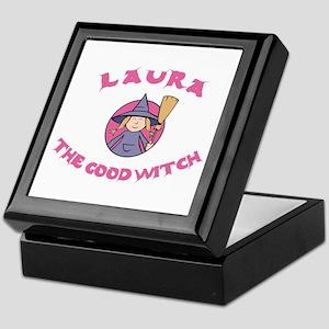 Laura the Good Witch Keepsake Box