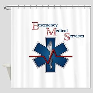 ems_ll1 Shower Curtain