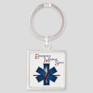 EMS Life Line Keychains