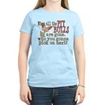 Who you gonna pick on? Women's Light T-Shirt