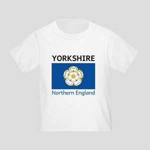 Yorkshire DS Toddler T-Shirt