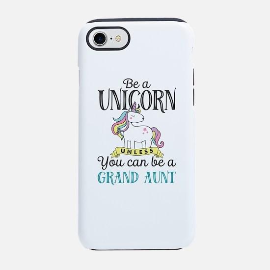 Unicorn GRAND AUNT iPhone 8/7 Tough Case
