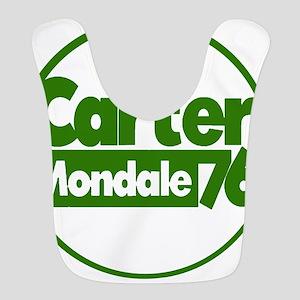 Carter Mondale Polyester Baby Bib